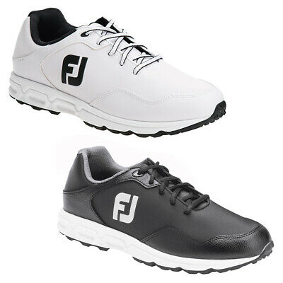 New Mens FootJoy Athletics Spikeless Closeout Golf Shoes - P