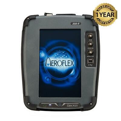 Aeroflex Ifr 3550r 1ghz Portable Radio Communications Test Set Ifr-3550