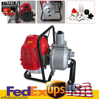 2-stroke 43cc Water Pump Single Cylinder Gas Petrol Pump Air-cooled Hotsale