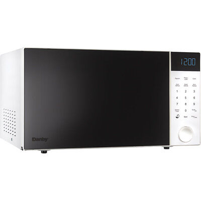 Danby Nouveau Wave 1.1 Cu. Ft. 1000W Countertop Microwave Ov