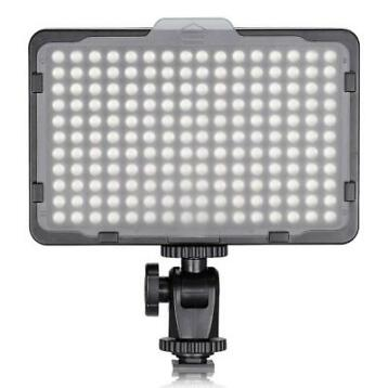 Neewer Fotostudio 176 LED Ultra Bright Dimbare op Camera