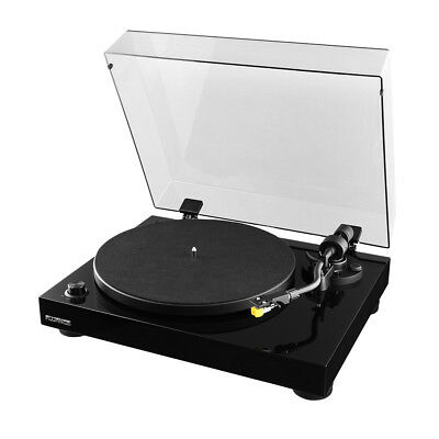 Fluance HiFi Vinyl Turntable Record Player Premium Cartridge