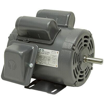 1/3 HP 3450 RPM 115/230 VOLT AC 56 FRAME ODP TECHTOP MOTOR 10-2932