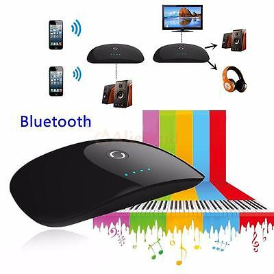 Wireless Bluetooth Transmitter & Receiver A2DP Home TV Audio Adapter for Tablet