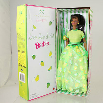 Mattel - Barbie Doll - 1998 Lemon-Lime Sorbet Barbie *NM*