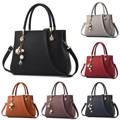 Women Handbag Shoulder Bags PU Leather Tote Purse Top Handle Hobo Bag Satchel Leather Hobo Tote Purse