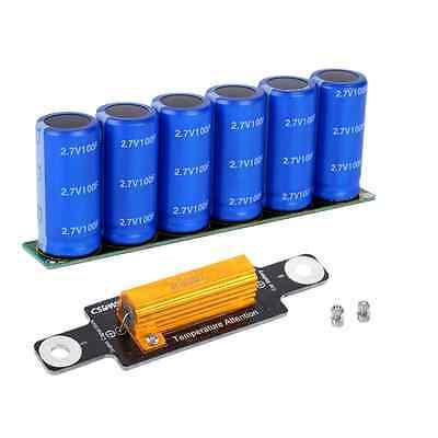 16v 16f Ultracapacitor Module Eliminatorcar Audiostartingremote Solar