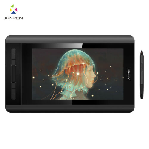 XP-Pen Artist12 Graphic Tablet Drawing Monitor 11.6 inch Pen Tablets 8192 level