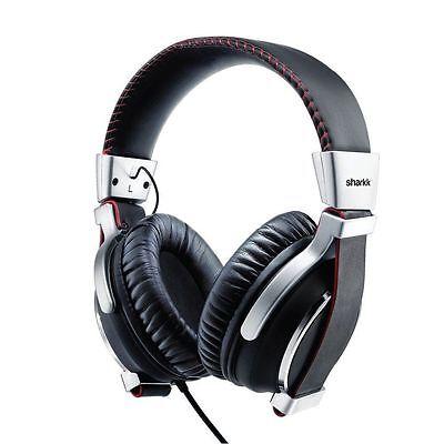 SHARKK Bravo Hybrid Electrostatic Headphones Hi-Fi, Power Bass & Noise Isolation