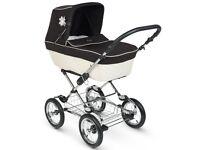 Silver cross elegance pram/buggy/pushchair and car seat