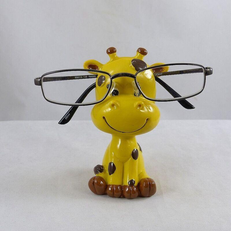 OptiPets Childrens Jungle Animals Eyeglass Holder - Giraffe