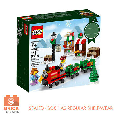 LEGO 40262 - Seasonal Christmas Train Ride - Brand New Sealed - Holiday