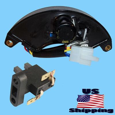 Ust Avr Carbon Brush For Gg5500 Gg7500n Avr7-1a61a-0 Generator Regulator