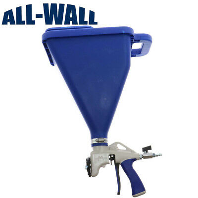 Official All-wall Marshalltown Sharpshooter 2.1 Hopper Gun Drywall Texture Spray