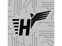 HawkTech PC building