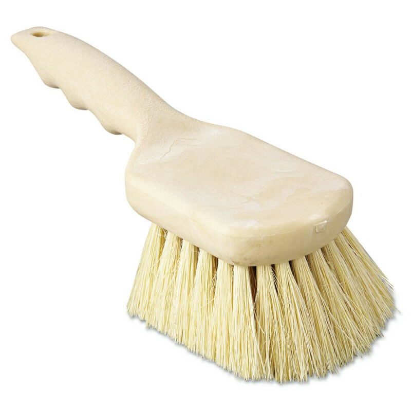 Boardwalk 4208 Tampico Fill 8-1/2 in. Utility Brush - Tan New