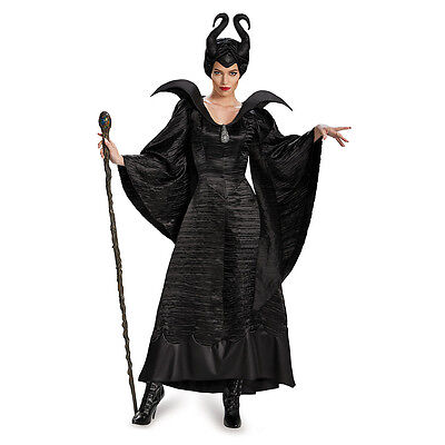 Maleficent - Disney Licensed DELUXE Adult - Deluxe Maleficent Costume