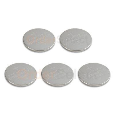 5 PACK Battery Coin Button Watch Calculator 3V BR2025 DL202500 ECR2025 DL2025