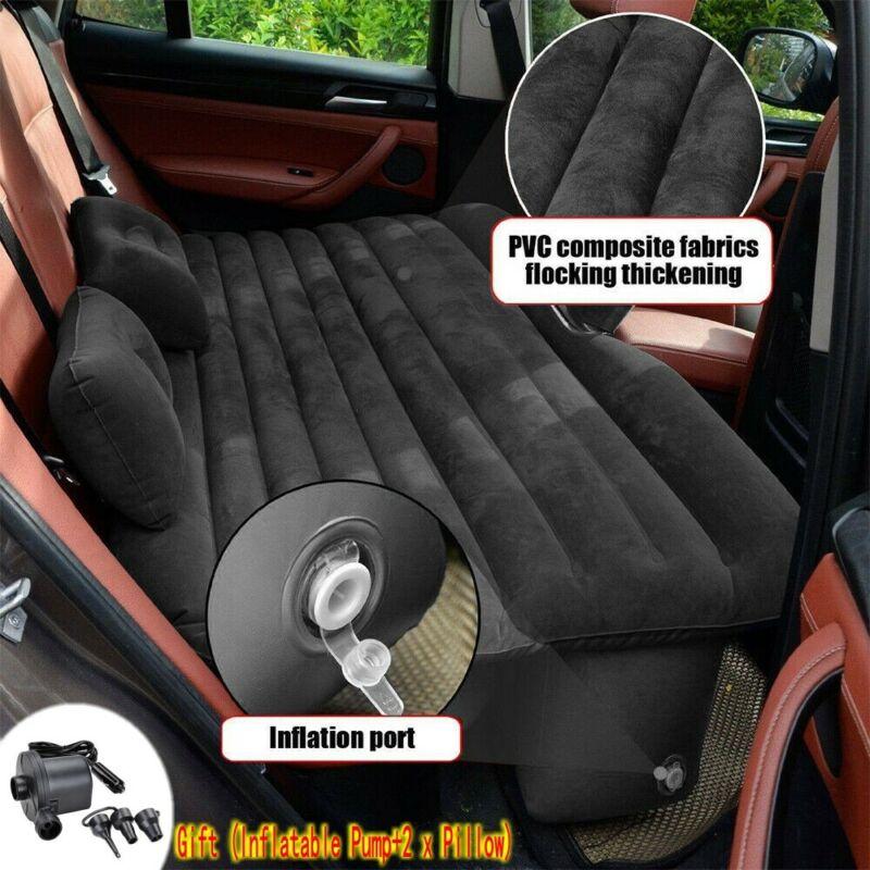 car air bed inflatable mattress travel sleeping