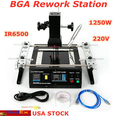 Bga Rework Station Xbox360 Ps3 Ir Heating Solderingwelding Reballing Ir6500