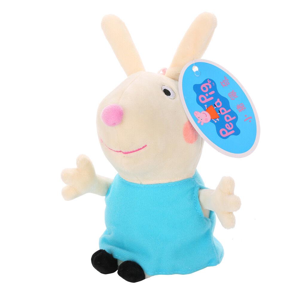 "kids toy 2-6 year 7.5/""//19cm family pig plush adorable zoe zebra stuffed doll"