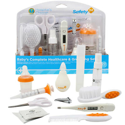 Safety 1st Baby's Complete Healthcare & Grooming Set