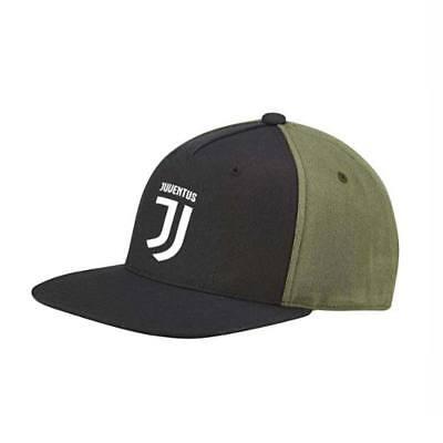 ba43d89b838 Men s 2017-2018 Adidas Juventus Flat Brim Cap  CD9141 One Size Fits Most