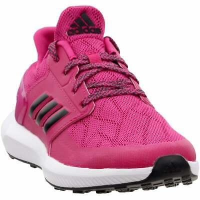 adidas Rapidarun  Casual Running  Shoes - Pink - Girls