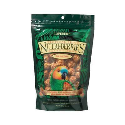 Lafeber's® Tropical Fruit Nutri-Berries for Parrots 10oz