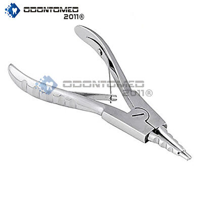 Ring Opening Pliers Body Piercing Jewelry Captive Bead Hoop Ball Capture Plier