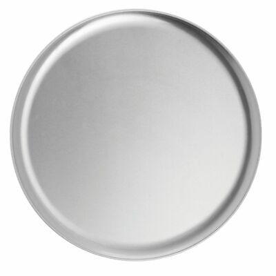 HUBERT Pizza Pan Coupe Style Aluminum - 12