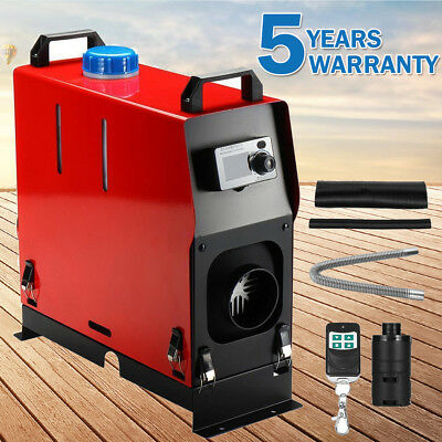 5000W Diesel Air Heater All in 1 5KW 12V Remote Control Truck Boat Motor Homes