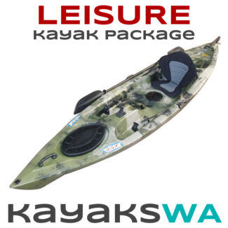 Winter Sale | NEW Leisure Ultimate Fishing Kayak Midland Swan Area Preview