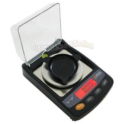 GemPro 250 x 0.005 Carat- 50 x 0.001 Gram Precise Digital Jewelry Scale My Weigh