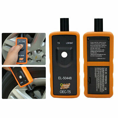 EL-50448 TPMS Reset Tool Relearn Auto Tire Pressure Sensor For GM Car Vehicles