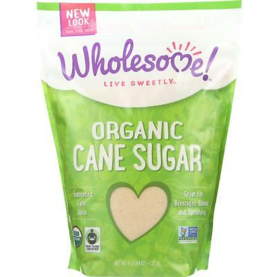Wholesome!-Evaporated Cane Sugar (6-64 oz bags)