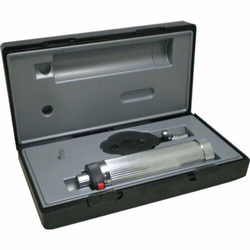1x Portable Professional Ophthalmoscope Eye Diagnostic Kit Oftalmoscopio