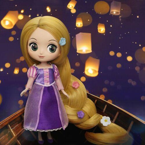 Disney Official Q posket Doll ~Disney Princess Rapunzel~ Figure from Japan NEW