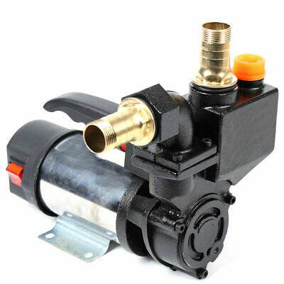 220w Electric High Pressure Self Priming Water Pump Single Stage Double Suction