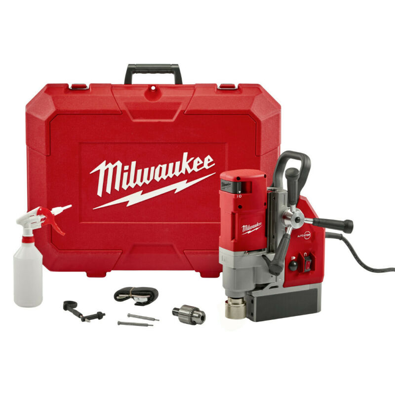 "Milwaukee 4272-21 1-5/8"" Electromagnetic Drill Kit"