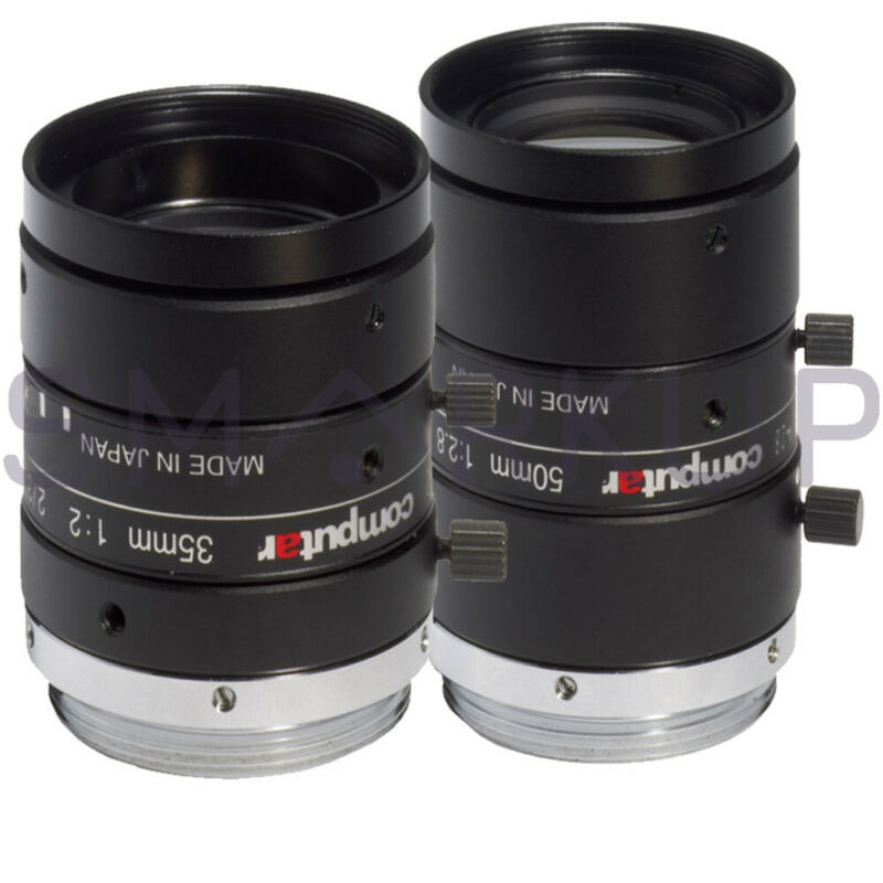 New In Box COMPUTAR M1620-MPW2 Fixed-focus Lens