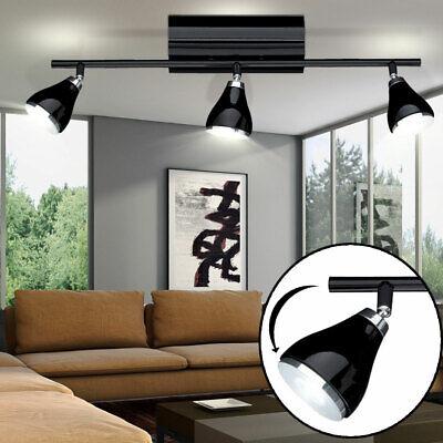 LED Design Decken Leuchten Lampen verstellbar Wohn Schlaf Zimmer Flur 2er Spot