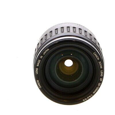 Canon 35-105mm F/4.5-5.6 EF Mount Lens auto focus black {58} UG