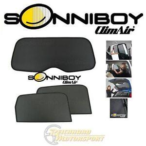 ClimAir Sonniboy für Peugeot 208 Sonnenschutz Insektenschutz Sichtschutz