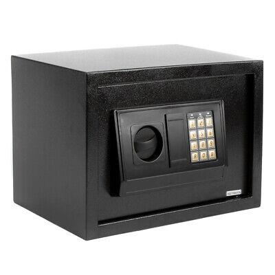 Best Digital Electronic Safe Box Keypad Lock Home Office Hotel Gun Steel