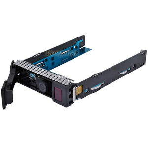 651314-001 3.5 inch Hard Disk Drive Bracket HDD Caddy Tray For HP G8 G9 Server