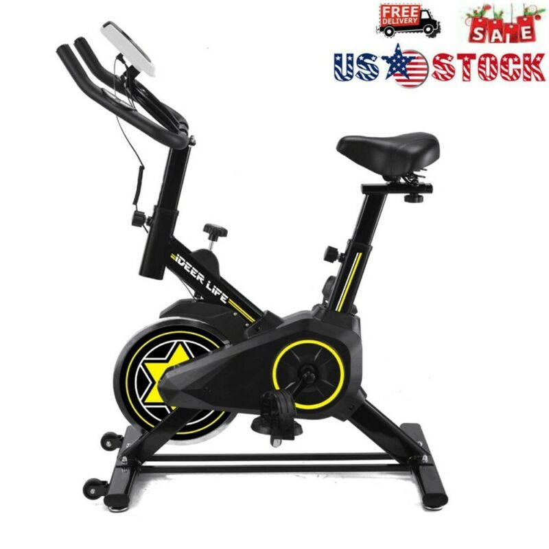 indoor cycling bike exercise spin bicycle stationary
