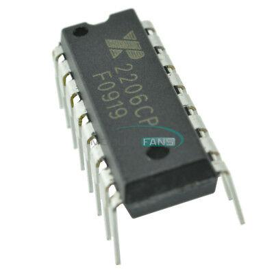 5pcs Exar Xr2206 Xr2206cp Dip-16monolithic Function Generator Ic 16 Pin