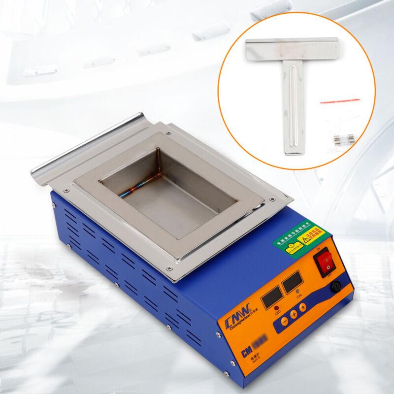 110V Lead-Free Titanium Soldering Pot Desoldering Bath 1200W USA Stock