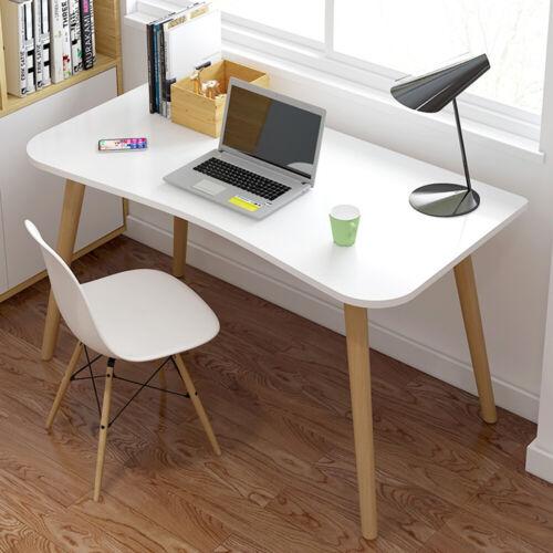 Simple PC Computer Desk Corner Desktop Home Office Work Writing Kids Study Table